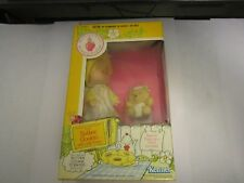 Kenner Strawberry Shortcake Butter Cookie & Jelly Bear Doll Sealed MIB Vintage