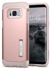 Express Galaxy S8 Case Spigen Slim Armor Cover for Samsung Rose Gold