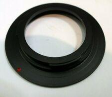 M42 Pentax universal screw Lens to Minolta MC MD camera mount adapter Ring SR T