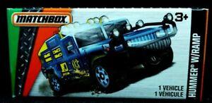 Matchbox Hummer W/ramp - MBX Explorer in box New
