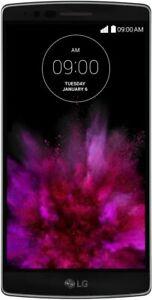 LG G Flex 2 - 16GB - Titan Silver (Factory Unlocked) Smartphone
