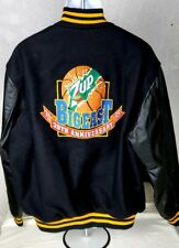 Big East Conference 7up Soda 20th Anniversary Varsity Jacket Player Issued???