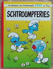 Schtroumpferies T 1 PEYO rééd