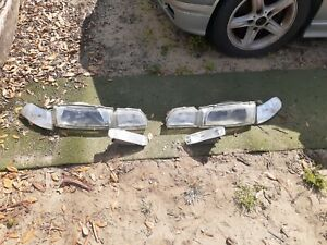 90-93 acura integra DA head lights + corner lights set usdm