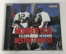 Murder Dog Celebrating 10 Years Best Of The Best GANGSTA HARDCORE 2 DISC SET