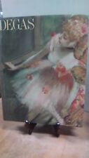 Degas First edition by Robert,Gordon,Andrew Forge(Fc11-4-B)