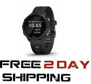 Garmin Forerunner 245 (Color: Music  Black)