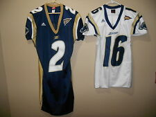 AKRON ZIPS GAME USED  FOOTBALL JERSEY
