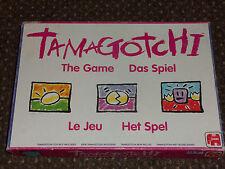 1996 JUMBO GAMES TAMAGOTCHI BOARD GAME 100% COMPLETE