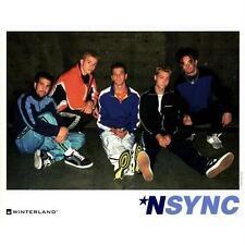 Nsync - Group Shot 8X10 Photo