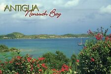 Nonsuch Bay Antigua, West Indies, Caribbean, from Harmony House Hotel - Postcard