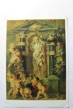 Vintage Russian Postcard Rubens The Coronation Of Marie de`Medici