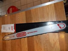 "30"" Oregon 300RNDD009 chainsaw Power Match guide bar & Full skip chisel chain"