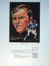 1970 Bears Dick Butkus Volpe Print * MINT * FLASH SALE