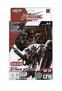 Gundam Universe MBF-02 Strike Rouge GU-SP MISB Bandai Target Exclusive Unopened!
