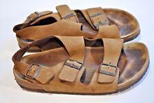 Birkenstock Mens leather sandals 10M EU 43 made in Germany