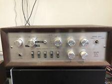 Luxman SQ77T/II amplifier,serviced Good Working