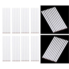 40x White Lead China Markers HB Pencils Drawing Marking Crayon Pencil Sewing