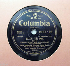 Johnny Dodds & Chicago footwarmers-Ballin 'The Jack/Grandma' s Ball (212)