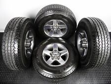 Genuine OE Set Of Five Land Rover Defender SVX Alloy Wheels With Fitted AT Tyres