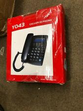 Ornin YOOO43 Caller iD Corded Telephone