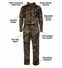 NEW $200 ScentLok Men's Savanna Aero Quickstrike Hunting Coveralls XL