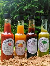 Trio of Sauces - Tropical Paradise Preserves
