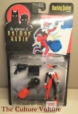 Harley Quinn Unopened - Batman The Animates Series - BTAS With Knockout Punch