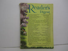 Reader's Digest May 1953 -Fair Condition
