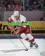 Bob Probert DETROIT Red Wings 8 X 10 color glossy PHOTO hockey #dtr8rb1gs9