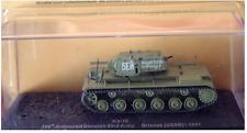 "DIE CAST TANK ""KV-1E"" BRIANSK (USSR) - 1941 SCALA 1/72 n.B"