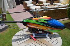 RTF Align T-Rex 800E Dubai Platinum Version RC Hubschrauber + Futaba T16SZ