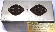 Vibreur 3H6694-18 pour inverter US WWII Electronic Labs #262-B Rare !