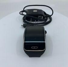 Samsung Galaxy Gear S Sm-r750t  curved amoled smartwatch black wi-fi bluetooth