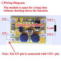 Boost-Buck Step-up Step-down Converter DC-DC  3.3V 5V 9V 12V Power Supply Module