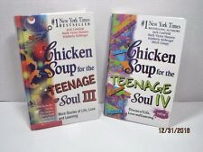 Chicken Soup For The Teenage Soul III & IV by Jack Canfield