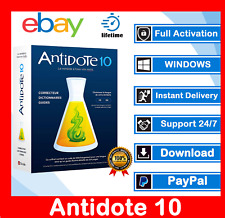 Druide Antidote ™ v10 - 2020🔥 Lifetime Activation 🔥 24H delivery 🔥