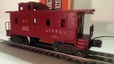 Vintage Lionel 6257 Southern Pacific Red Caboose in Original Box ,Type 1 A
