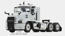 Mack Anthem White Day Cab Tractor Diecast Metal 1/64 Scale First Gear 60-0595