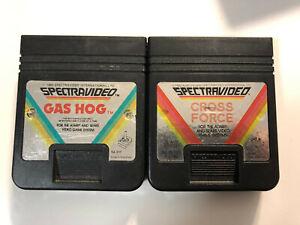 Atari 2600 / 7800 Spiele Gas Hog  Cross Force von Spectravideo