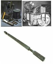 """30"""" Axle Assembly Rod fits Jeep Willys Cable Reel Unit RL-31, Reeling Spool Rack"""