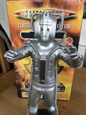 More details for doctor who sixteen 12 cyberman statue from 1975 revenge of the cybermen 177/500
