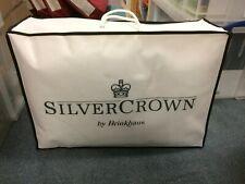 Silvercrown By Brinkhaus Princess 100% Cotton Twill, Down 50x75cm Pillow