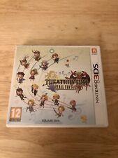 Final Fantasy Theatrhythm, Nintendo 2DS,3DS, Con Manual, Completo, Pal España.