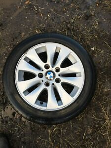 """Genuine 16"""" Bmw 1 series Ronal alloy wheels and tyres 195/55/R16"""