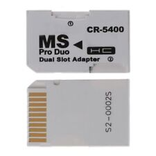 1xMemory Card Adapter SDHC Cards Adapter Micro SD/TF to MS PRO Duo for PSP Card