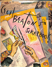 'Cecil Beaton's Scrapbook' w/ the CB 'Decoupage' Jacket & 'Rosebud' Boards