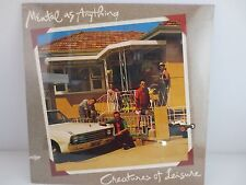 MENTAL AS ANYTHING~ CREATURES OF LEISURE~ 1983 Factory Sealed Vinyl LP SP-4946