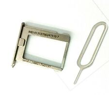 SIM Card Slot Tray Holder + Eject Pin For Apple iPhone 4 4G 4GMS USA Ship