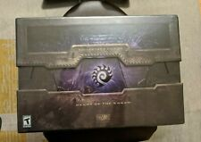 Starcraft 2 Heart of the Swarm Collectors Edition PC / Windows New Sealed